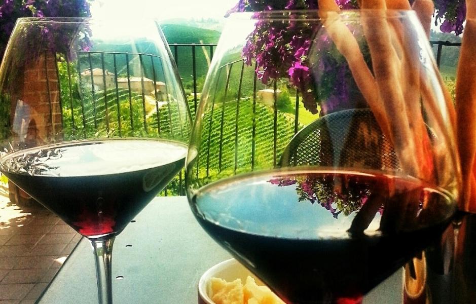 Mat og vin i Piemonte, Nord-Italia