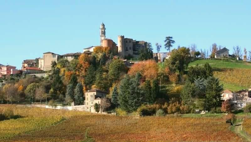 Calosso, Piemonte