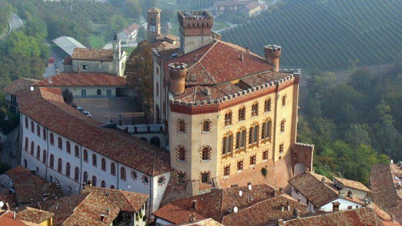 Barolo, Piemonte, Italia