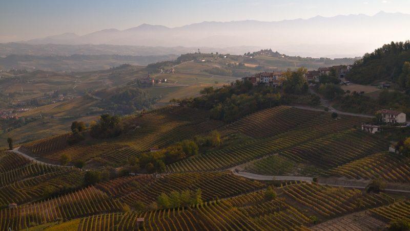 Piemonte et romantisk reisemål