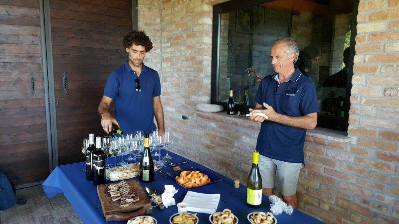 Vinsmakingstur